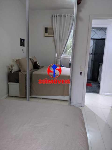 QUARTO 1 - Apartamento 3 quartos à venda Copacabana, Rio de Janeiro - R$ 755.000 - TJAP30489 - 13