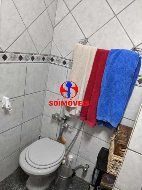 BANHEIRO DE SERVIÇO - Apartamento 3 quartos à venda Copacabana, Rio de Janeiro - R$ 755.000 - TJAP30489 - 23