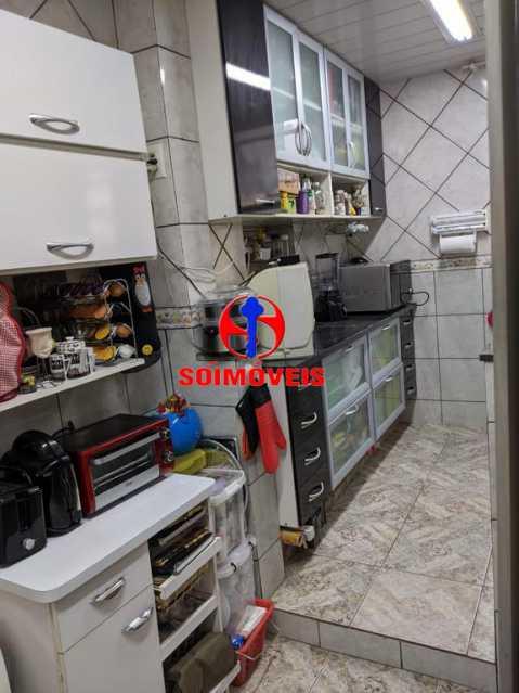 COZINHA - Apartamento 3 quartos à venda Copacabana, Rio de Janeiro - R$ 755.000 - TJAP30489 - 8