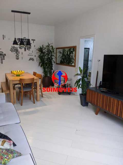 SALA - Apartamento 3 quartos à venda Copacabana, Rio de Janeiro - R$ 755.000 - TJAP30489 - 1