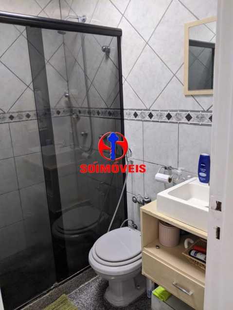 BANHEIRO 2 - Apartamento 3 quartos à venda Copacabana, Rio de Janeiro - R$ 755.000 - TJAP30489 - 17