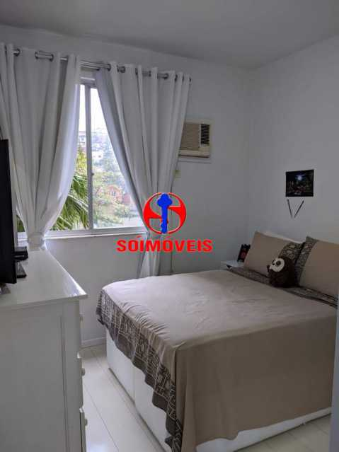 QUARTO 1 - Apartamento 3 quartos à venda Copacabana, Rio de Janeiro - R$ 755.000 - TJAP30489 - 10