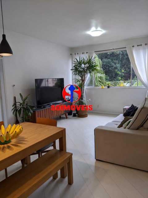 SALA - Apartamento 3 quartos à venda Copacabana, Rio de Janeiro - R$ 755.000 - TJAP30489 - 3