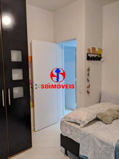 QUARTO 3 - Apartamento 3 quartos à venda Copacabana, Rio de Janeiro - R$ 755.000 - TJAP30489 - 19
