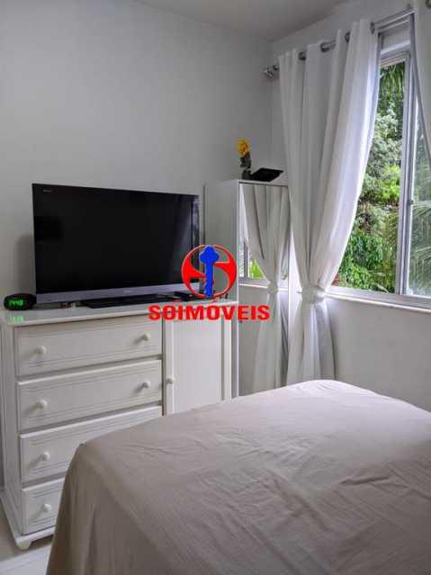 QUARTO 1 - Apartamento 3 quartos à venda Copacabana, Rio de Janeiro - R$ 755.000 - TJAP30489 - 12