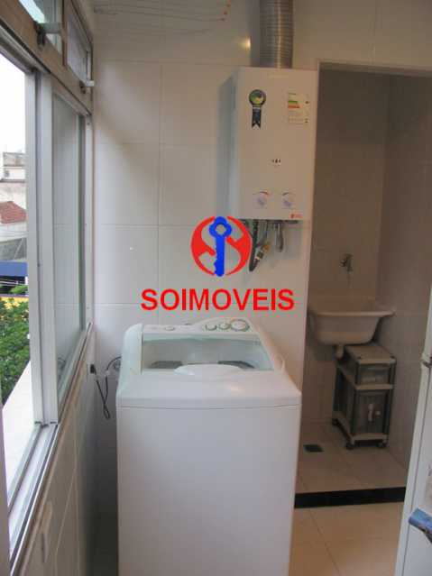 areadeservocointegrada Cópia - Apartamento 2 quartos à venda Cachambi, Rio de Janeiro - R$ 415.000 - TJAP21081 - 23