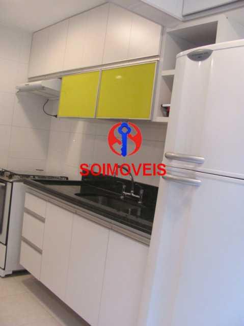 cozinha Cópia - Apartamento 2 quartos à venda Cachambi, Rio de Janeiro - R$ 415.000 - TJAP21081 - 18