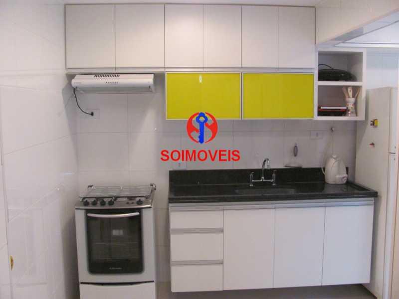 cozinha1 Cópia - Apartamento 2 quartos à venda Cachambi, Rio de Janeiro - R$ 415.000 - TJAP21081 - 19