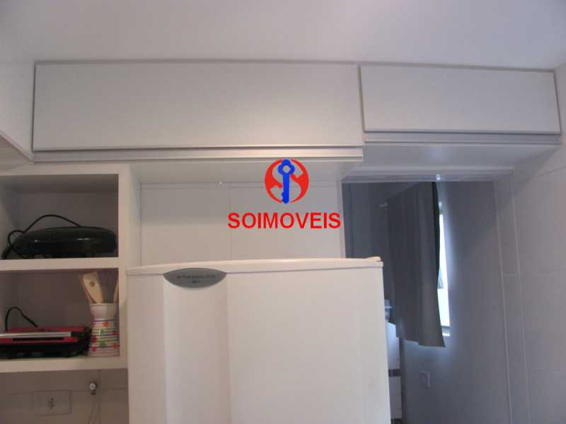 cozinha2 Cópia - Apartamento 2 quartos à venda Cachambi, Rio de Janeiro - R$ 415.000 - TJAP21081 - 22