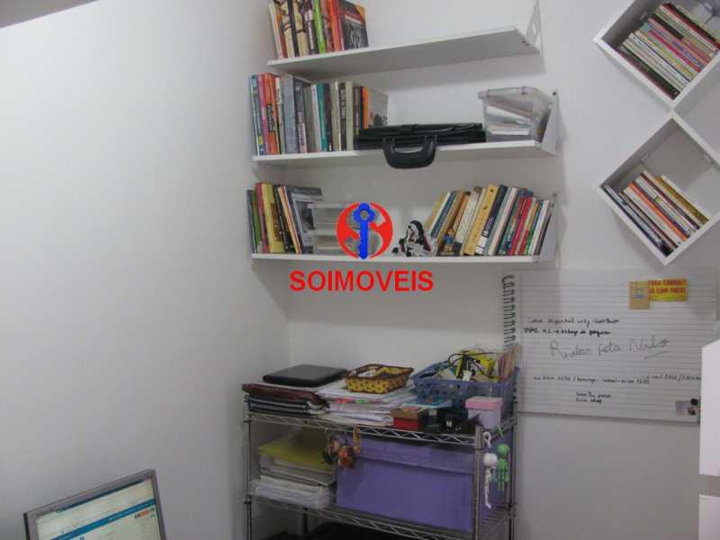 dependencia Cópia - Apartamento 2 quartos à venda Cachambi, Rio de Janeiro - R$ 415.000 - TJAP21081 - 24