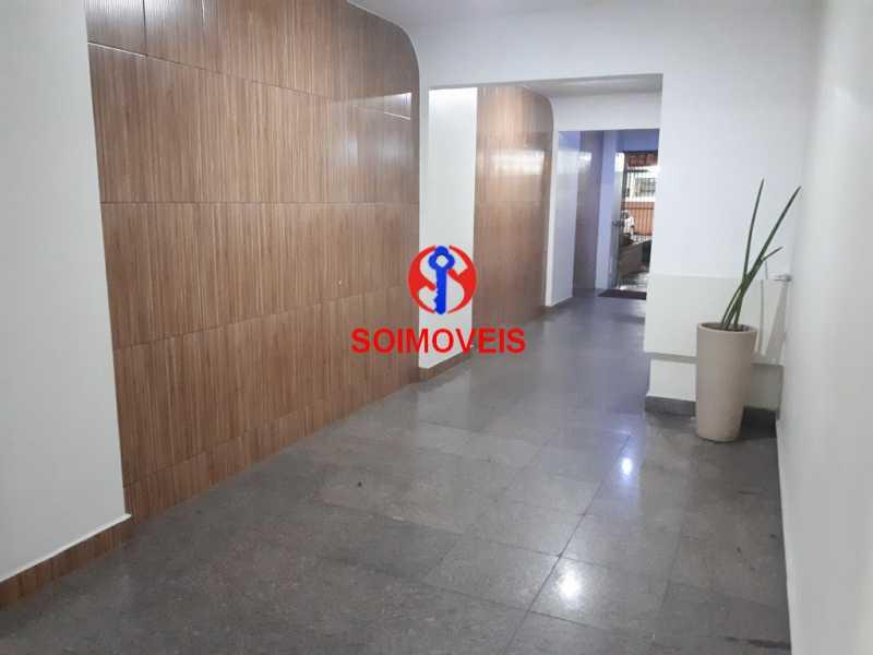entrada Cópia - Apartamento 2 quartos à venda Cachambi, Rio de Janeiro - R$ 415.000 - TJAP21081 - 3