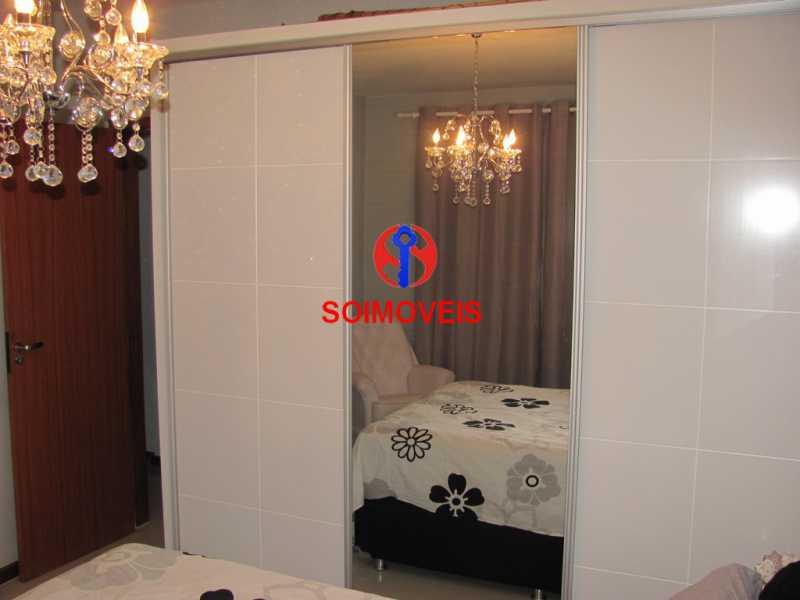 quarto A.3 Cópia - Apartamento 2 quartos à venda Cachambi, Rio de Janeiro - R$ 415.000 - TJAP21081 - 12