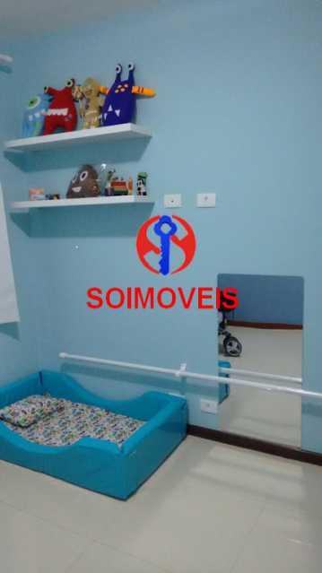 quarto B Cópia - Apartamento 2 quartos à venda Cachambi, Rio de Janeiro - R$ 415.000 - TJAP21081 - 13