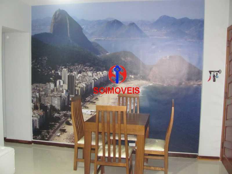 sala Cópia - Apartamento 2 quartos à venda Cachambi, Rio de Janeiro - R$ 415.000 - TJAP21081 - 5