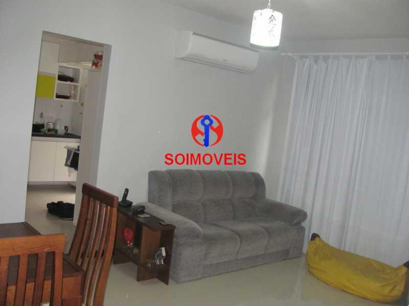 sala1 Cópia - Apartamento 2 quartos à venda Cachambi, Rio de Janeiro - R$ 415.000 - TJAP21081 - 4