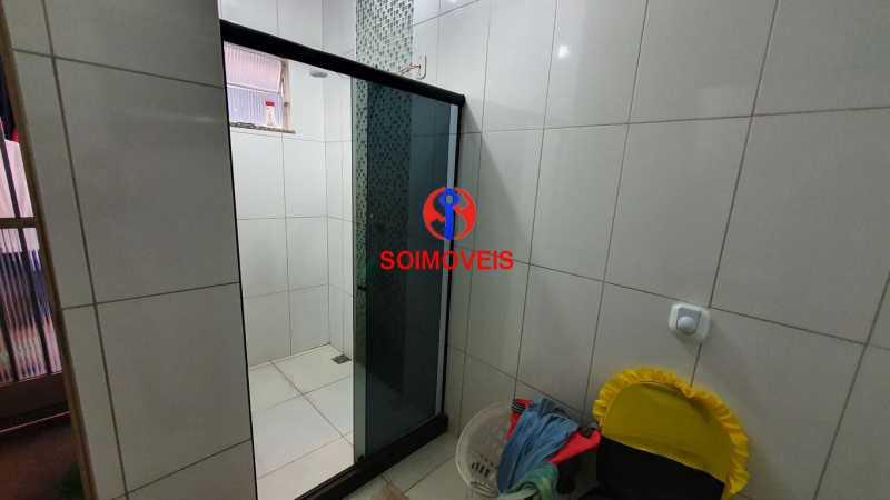 Banheiro social - Casa 2 quartos à venda Engenho Novo, Rio de Janeiro - R$ 180.000 - TJCA20046 - 11