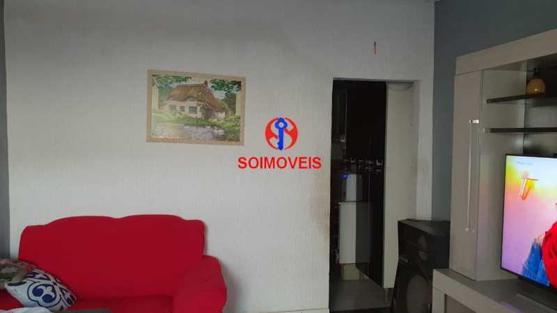 Sala - Casa 2 quartos à venda Engenho Novo, Rio de Janeiro - R$ 180.000 - TJCA20046 - 3