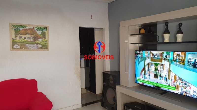 Sala - Casa 2 quartos à venda Engenho Novo, Rio de Janeiro - R$ 180.000 - TJCA20046 - 4