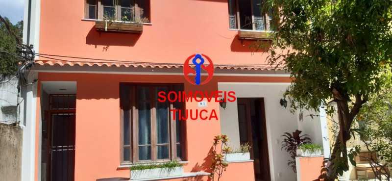 1-fac2 - Casa de Vila 2 quartos à venda Tijuca, Rio de Janeiro - R$ 1.060.000 - TJCV20080 - 3