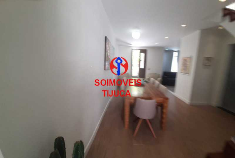1-sl - Casa de Vila 2 quartos à venda Tijuca, Rio de Janeiro - R$ 1.060.000 - TJCV20080 - 4