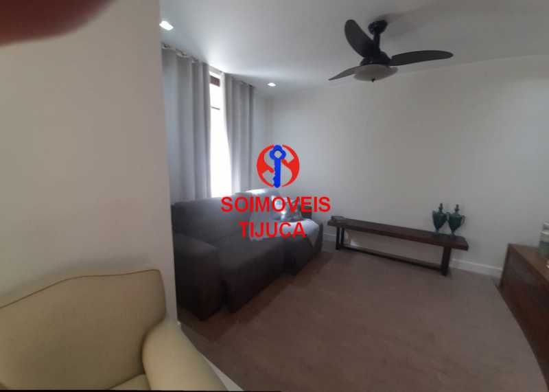 1-sl2 - Casa de Vila 2 quartos à venda Tijuca, Rio de Janeiro - R$ 1.060.000 - TJCV20080 - 5