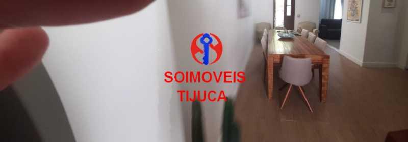 1-sl3 - Casa de Vila 2 quartos à venda Tijuca, Rio de Janeiro - R$ 1.060.000 - TJCV20080 - 6