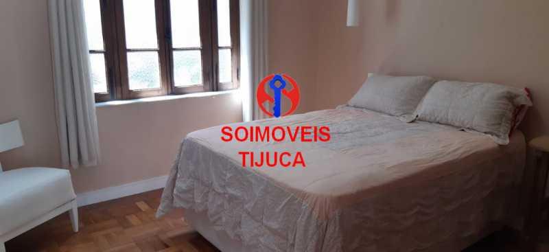 2-1qto - Casa de Vila 2 quartos à venda Tijuca, Rio de Janeiro - R$ 1.060.000 - TJCV20080 - 10
