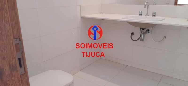 3-bhs - Casa de Vila 2 quartos à venda Tijuca, Rio de Janeiro - R$ 1.060.000 - TJCV20080 - 12