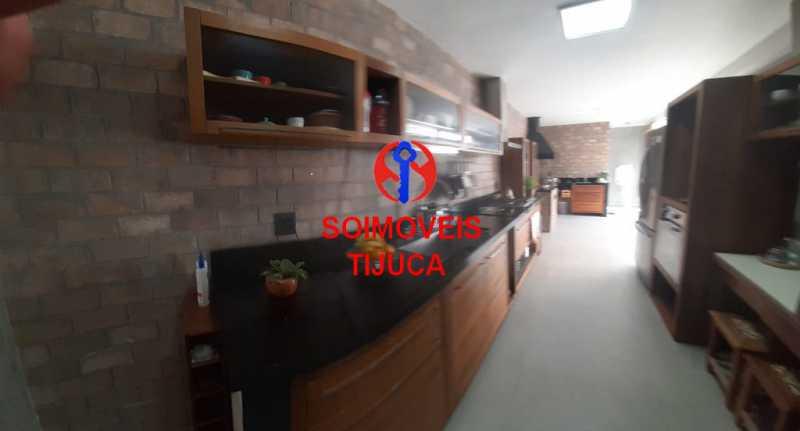 4-coz - Casa de Vila 2 quartos à venda Tijuca, Rio de Janeiro - R$ 1.060.000 - TJCV20080 - 13