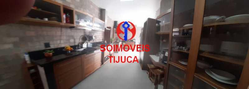 4-coz2 - Casa de Vila 2 quartos à venda Tijuca, Rio de Janeiro - R$ 1.060.000 - TJCV20080 - 14