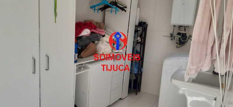 5-ar - Casa de Vila 2 quartos à venda Tijuca, Rio de Janeiro - R$ 1.060.000 - TJCV20080 - 15