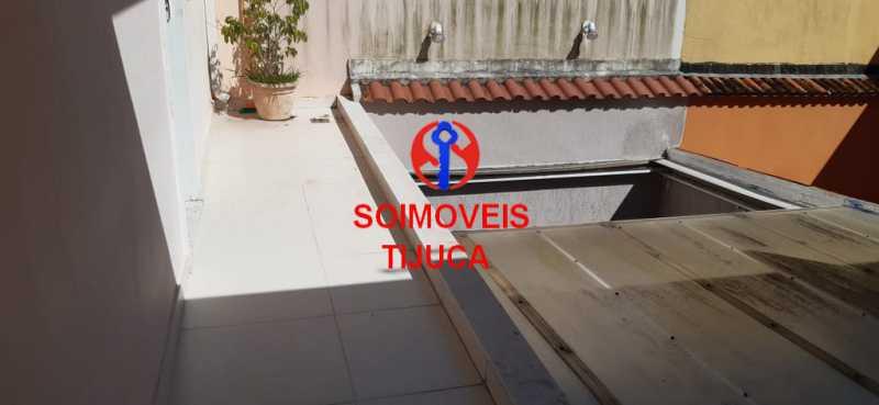 21qtovar - Casa de Vila 2 quartos à venda Tijuca, Rio de Janeiro - R$ 1.060.000 - TJCV20080 - 16