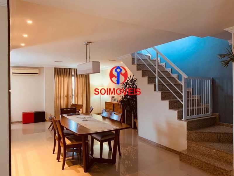 Sala - Cobertura 3 quartos à venda Recreio dos Bandeirantes, Rio de Janeiro - R$ 1.690.000 - TJCO30036 - 5