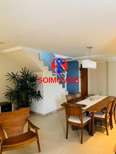 Sala - Cobertura 3 quartos à venda Recreio dos Bandeirantes, Rio de Janeiro - R$ 1.690.000 - TJCO30036 - 6