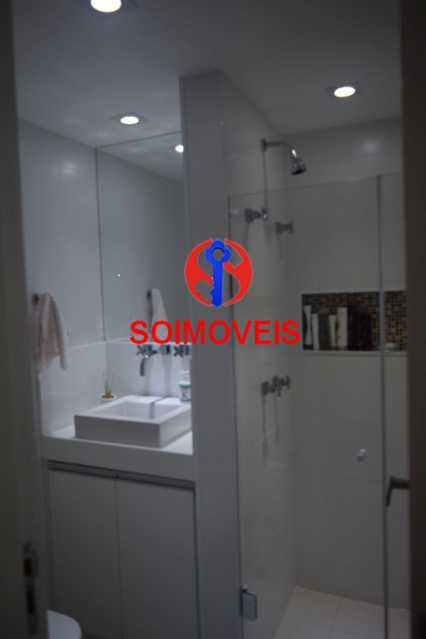 Banheiro - Cobertura 3 quartos à venda Recreio dos Bandeirantes, Rio de Janeiro - R$ 1.690.000 - TJCO30036 - 13