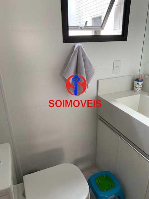 Suíte 2 - Cobertura 3 quartos à venda Recreio dos Bandeirantes, Rio de Janeiro - R$ 1.690.000 - TJCO30036 - 20