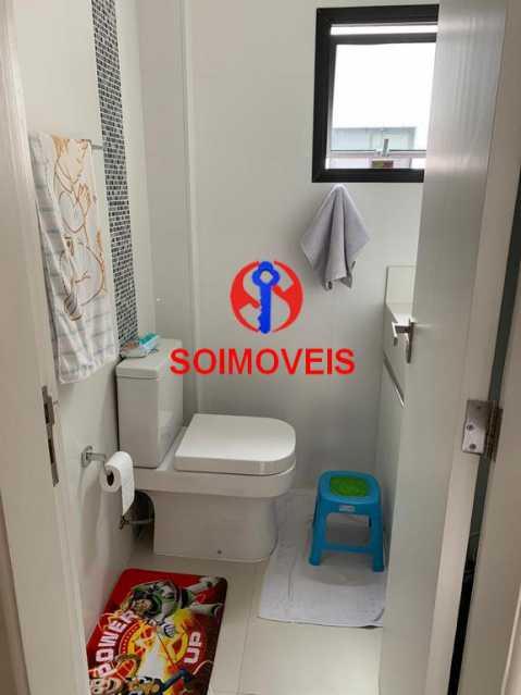 Suíte 2 - Cobertura 3 quartos à venda Recreio dos Bandeirantes, Rio de Janeiro - R$ 1.690.000 - TJCO30036 - 21