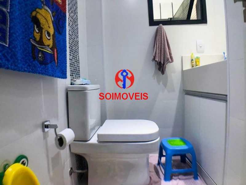 Suíte 2 - Cobertura 3 quartos à venda Recreio dos Bandeirantes, Rio de Janeiro - R$ 1.690.000 - TJCO30036 - 22