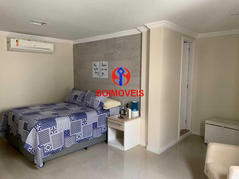 Suíte 1 - Cobertura 3 quartos à venda Recreio dos Bandeirantes, Rio de Janeiro - R$ 1.690.000 - TJCO30036 - 16