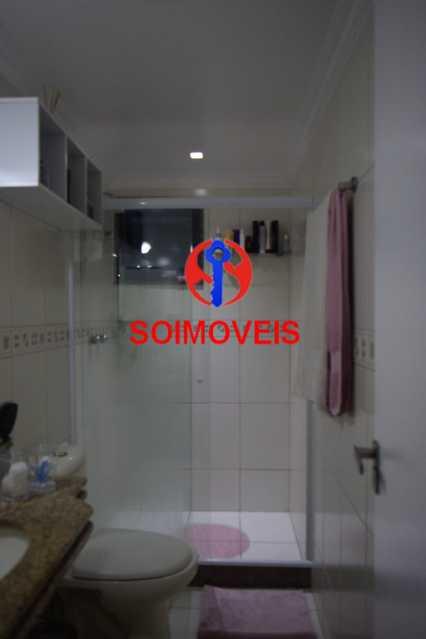 Suíte 1 - Cobertura 3 quartos à venda Recreio dos Bandeirantes, Rio de Janeiro - R$ 1.690.000 - TJCO30036 - 17