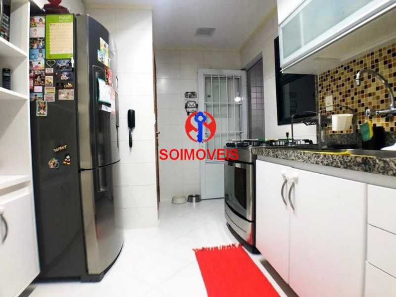 Cozinha - Cobertura 3 quartos à venda Recreio dos Bandeirantes, Rio de Janeiro - R$ 1.690.000 - TJCO30036 - 9