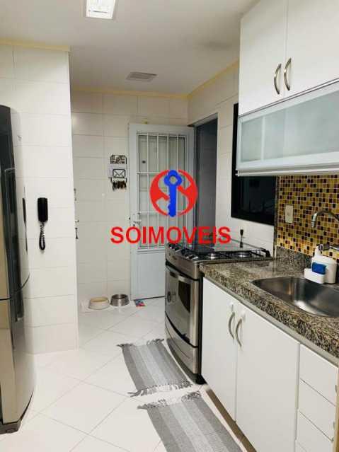 Cozinha - Cobertura 3 quartos à venda Recreio dos Bandeirantes, Rio de Janeiro - R$ 1.690.000 - TJCO30036 - 25