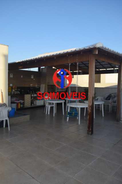 Terraço - Cobertura 3 quartos à venda Recreio dos Bandeirantes, Rio de Janeiro - R$ 1.690.000 - TJCO30036 - 27