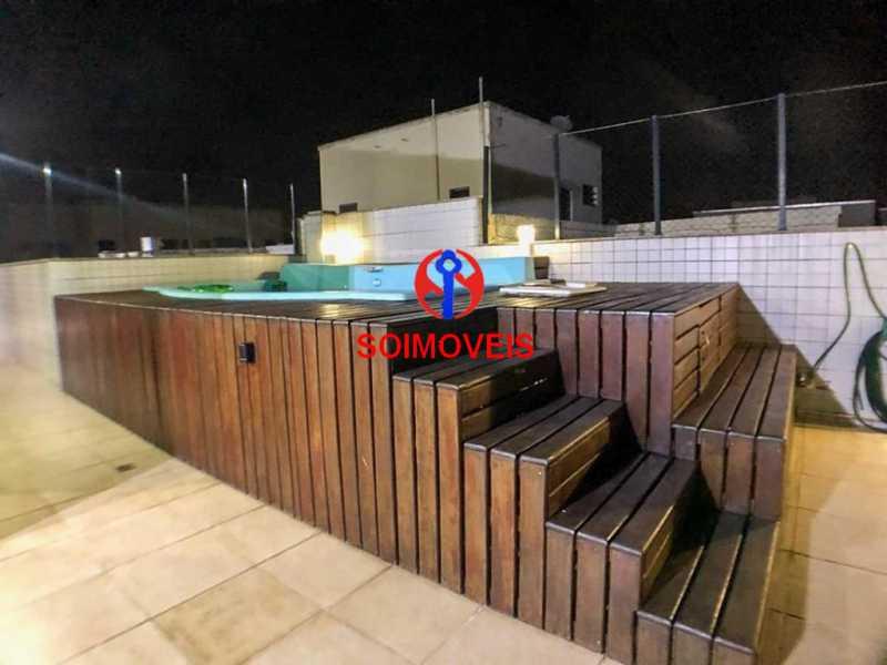 Piscina  - Cobertura 3 quartos à venda Recreio dos Bandeirantes, Rio de Janeiro - R$ 1.690.000 - TJCO30036 - 29