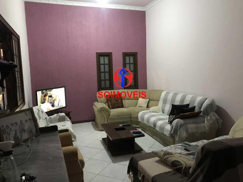 Sala - Casa 5 quartos à venda Cachambi, Rio de Janeiro - R$ 900.000 - TJCA50011 - 3