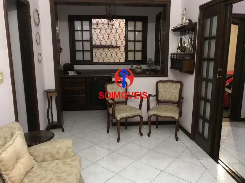 Bar - Casa 5 quartos à venda Cachambi, Rio de Janeiro - R$ 900.000 - TJCA50011 - 4