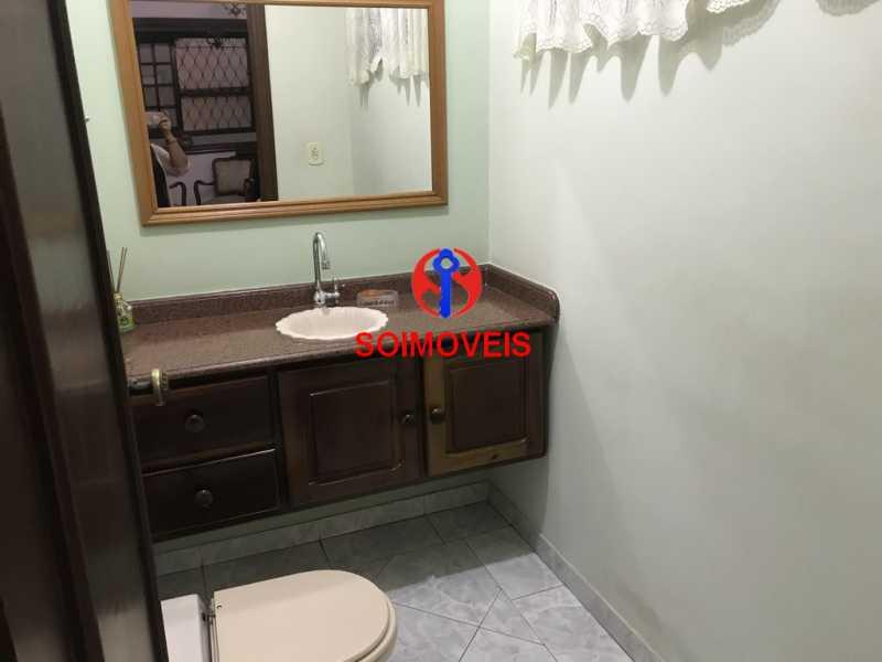 Lavabo - Casa 5 quartos à venda Cachambi, Rio de Janeiro - R$ 900.000 - TJCA50011 - 9