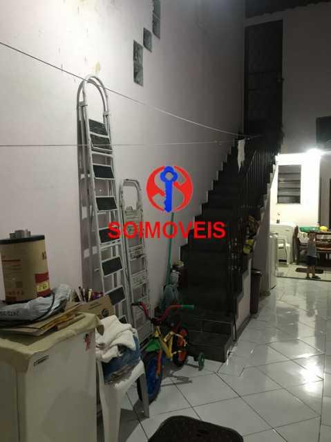 Área de serviço - Casa 5 quartos à venda Cachambi, Rio de Janeiro - R$ 900.000 - TJCA50011 - 12
