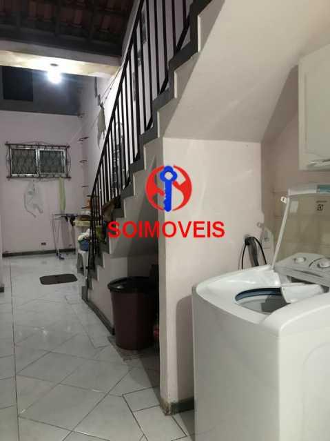 Área de serviço - Casa 5 quartos à venda Cachambi, Rio de Janeiro - R$ 900.000 - TJCA50011 - 13