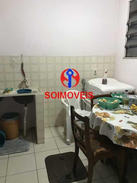 Área de serviço - Casa 5 quartos à venda Cachambi, Rio de Janeiro - R$ 900.000 - TJCA50011 - 15